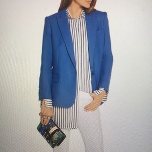 Stella McCartney Ingrid Wool Piqué Blazer